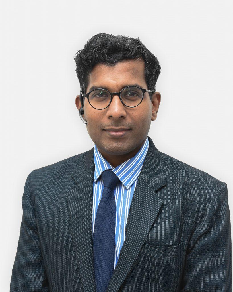 Dr. Ajay Krishnan Spine Surgeon Bhavnagar